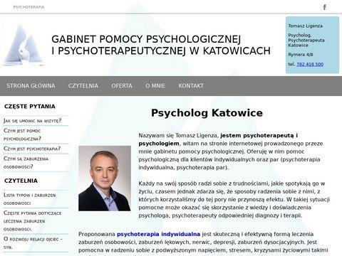 Psychoterapia w Katowicach