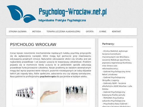 Psycholog Wroc艂aw