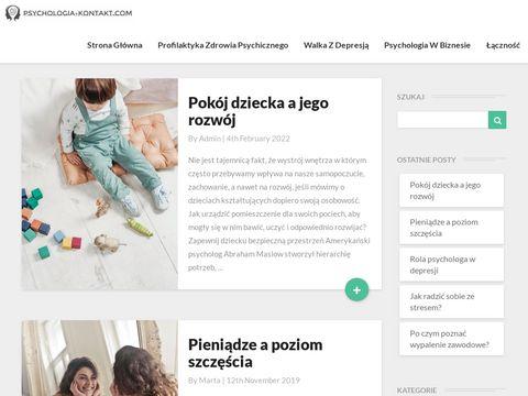 O艣rodek Psychoterapii KONTAKT - Wroc艂aw, Pozna艅