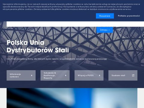 Polska Unia Dystrybutorow Stali
