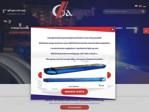 GAMET - tel.fax +48 24 262 00 82