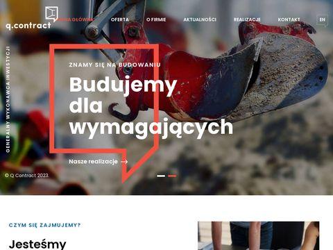 Generalny wykonawca inwestycji w Krakowie - qcontract.pl