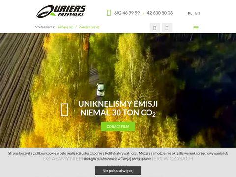 Quriers Gać T. Firma kurierska