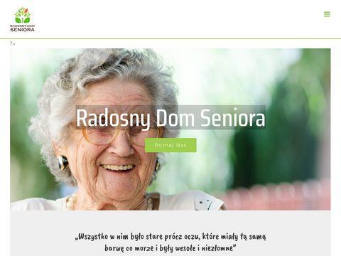 Radosny Dom Seniora - dom spokojnej staroÅ›ci