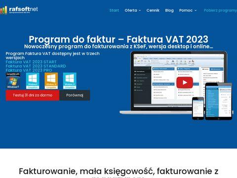 Faktura program - Faktura VAT 2016