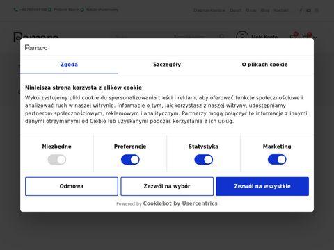 RAMARO producent narożników Paczkowo