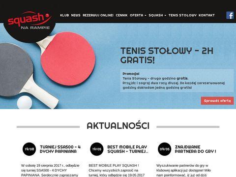Szczecin squash