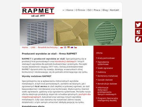 Zakład Wyrobów Metalowych RAPMET