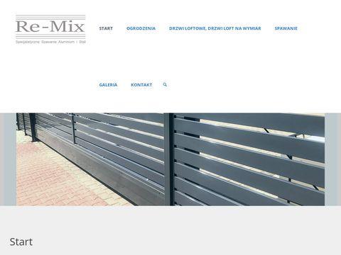 ReMix Techniczna Obsługa Imprez Nagłośnienie Oświetlenie Sceny Estradowe