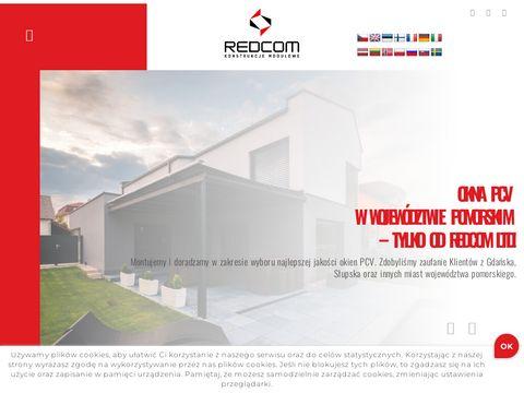 Budownictwo z płyt warstwowych - specjalista REDCOM