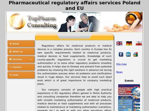 Rejestracja leków