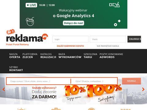 Http://www.reklama.pl
