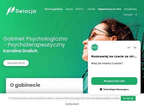 """Poradnia Psychologiczno Pedagogiczna Szczecin """"Relacja"""""""