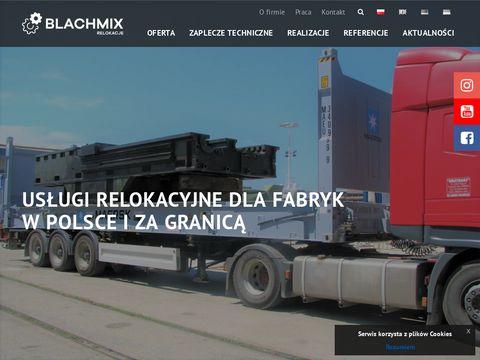 Relokacje - relokacje.blachmix.pl