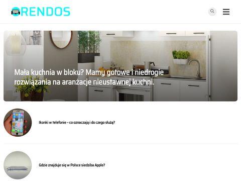 Sklep z dronami