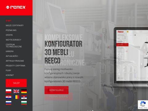 Meble warsztatowe ESD dla elektronik贸w