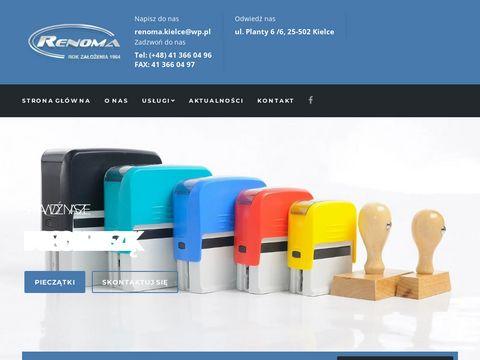 Www.renoma.kielce.pl
