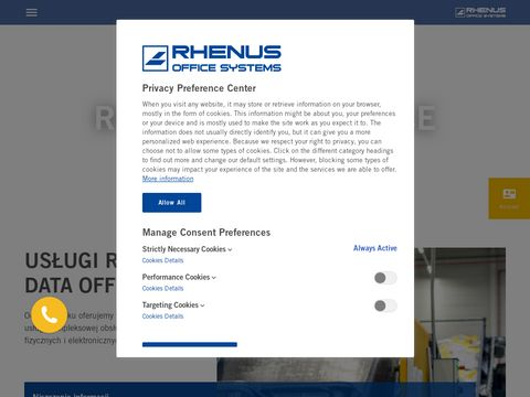 Rhenus Data Office Polska