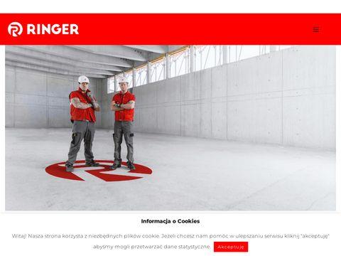 Rusztowanie - ringer.pl