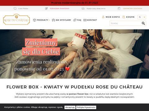 Http://www.roseduchateau.com