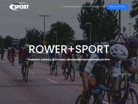 Rowersport - sklep rowerowy