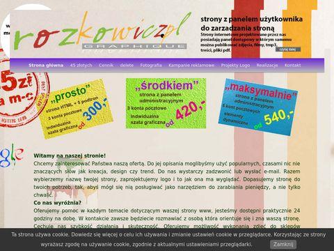 Projektowanie stron www bielsko