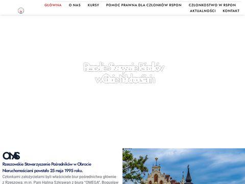 Rzeszowskie Stowarzyszenie Pośredników w Obrocie Nieruchomościami