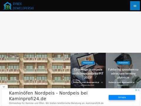 Rynek deweloperski | www.rynek-deweloperski.pl