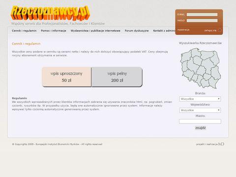 Rzeczoznawcy.pl
