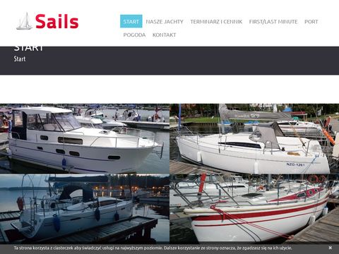 Najlepszy czarter jachtów – Sails.com.pl