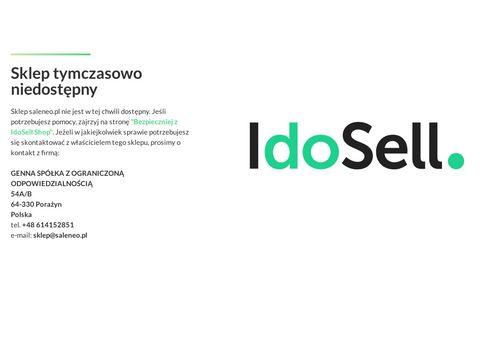 Saleneo - Sklep internetowy