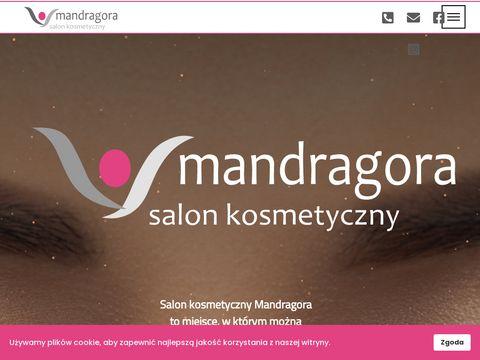 MANDRAGORA - salon kosmetyczny i kosmetyczka