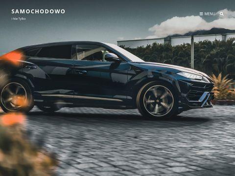 Samochodowo.com.pl - testy aut, newsy