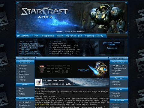 StarCraft Area