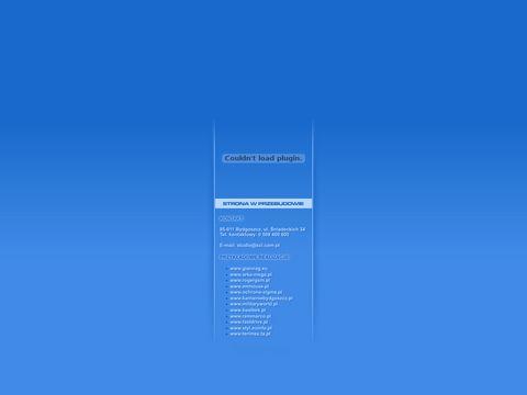 SCI.com.pl - strony internetowe, design, multimedia, animacja, video, reklama, hosting