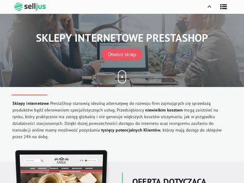 Konfiguracja sklepów PrestaShop