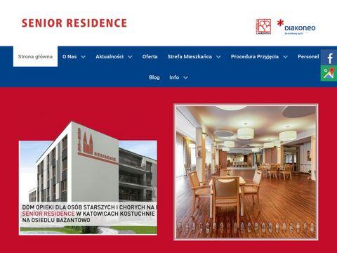 SENIOR RESIDENCE dom pomocy społecznej katowice