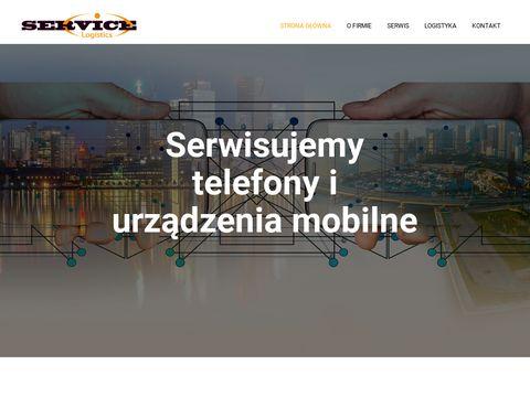 Service Logistics - naprawa laptopów, serwis telefonów komórkowych