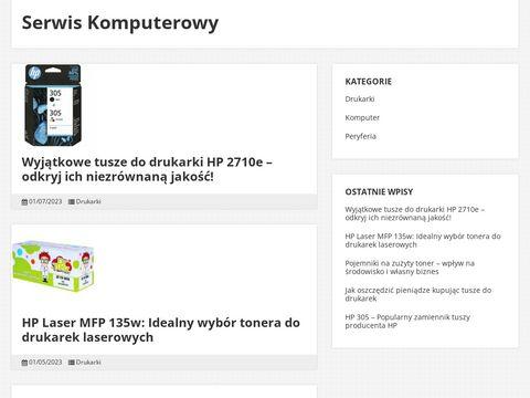 Serwis Komputerowy - Lublin, Świdnik - Pogotowie komputerowe, pomoc, naprawa, serwis, usługi