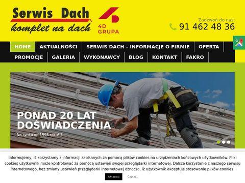 Serwisdach pokrycia dachowe Szczecin