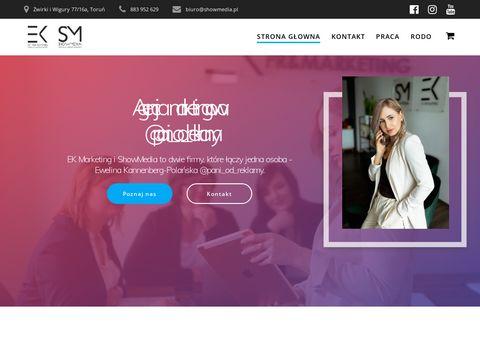 Filmy reklamowe ShowMEdia