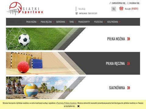 Www.siatki-sportowe.com.pl