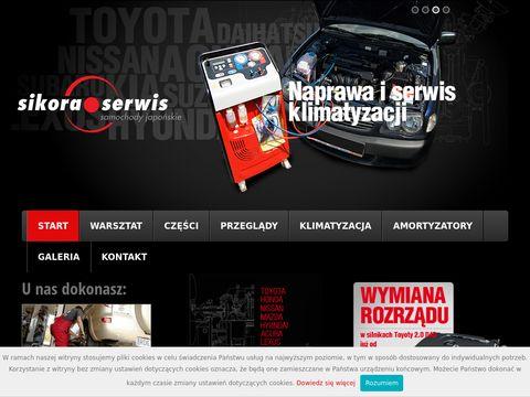 SIKORA SERWIS Warsztat Samochodowy Tarn贸w