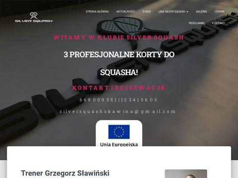 Klub Silver Squash - Silversquash.eu