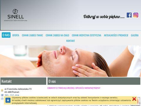 sinell - kosmetologia i medycyna estetyczna