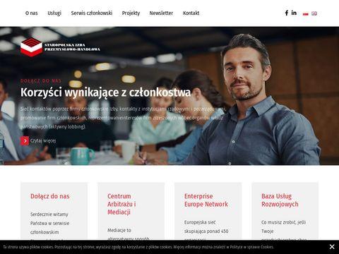 Staropolska Izba Przemysłowo-Handlowa w Kielcach