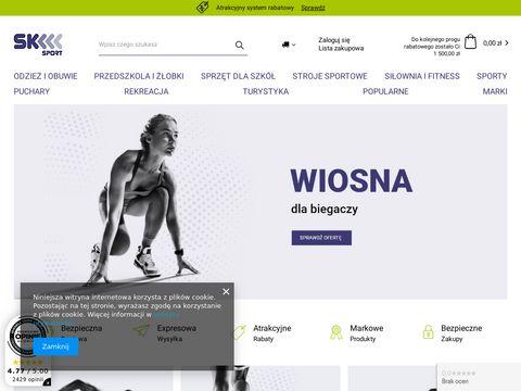 Sklep sportowy, Hurtownia Sportowa Sk-Sport