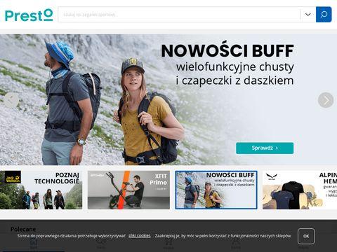 Bielizna termoaktywna - sklep-presto.pl