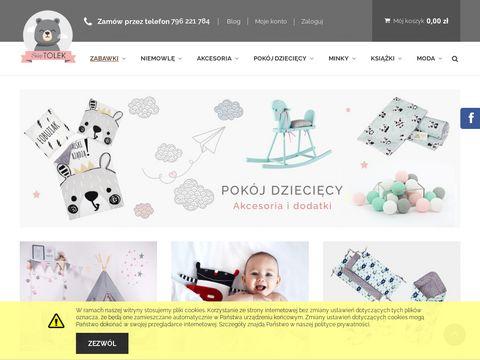 Akcesoria i dodatki dla dzieci - Sklep Tolek