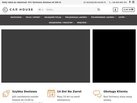 Kosmetyki samochodowe sklep - www.sklep.car-house.pl